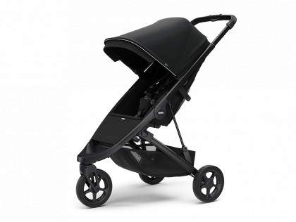Kočárek Thule Spring Black / Midnight Black 2020